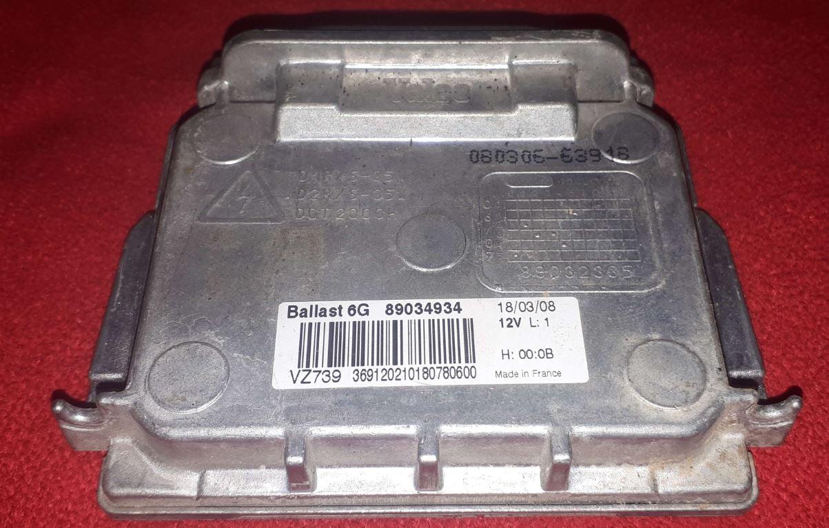 Продается блок Valeo Ballast 6G 89034934
