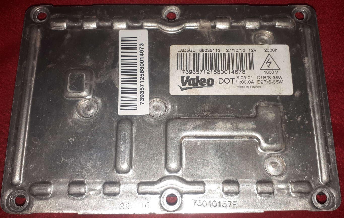 Продается блок БУ Valeo LAD5GL 89035113